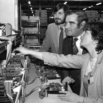 Apple celebra 40 anni del Campus di Cork in Irlanda