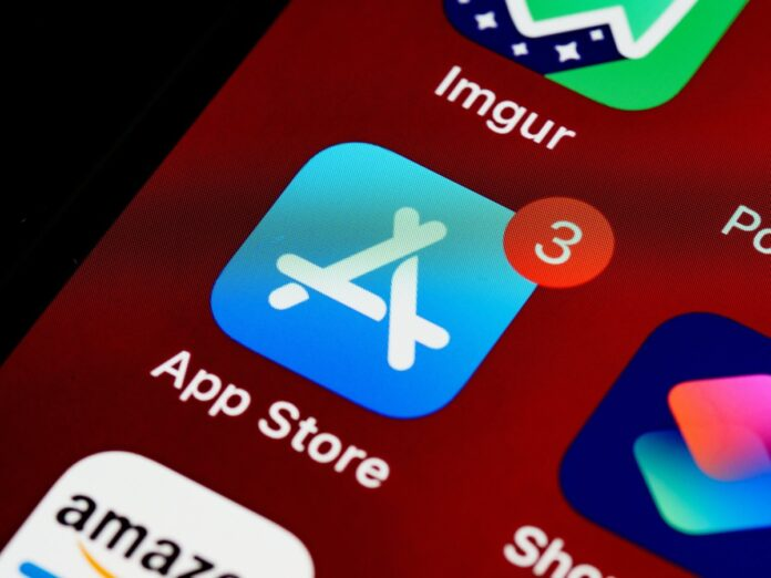 app store connect va in vacanza
