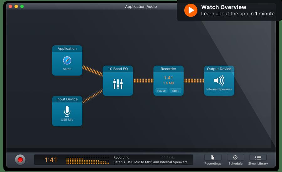 I software audio di Rogue Amoeba ora nativi per i Mac con CPU Apple Silicon