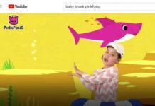 Baby Shark è il video più visto di sempre su YouTube