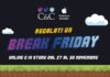 Prenditi una pausa, regalati un Break Friday da C&C!
