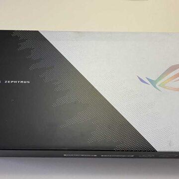 Recensione notebook Asus ROG GA401I-HE172t
