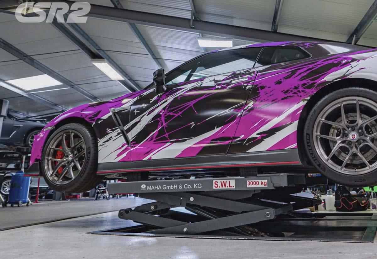 Le carrozzerie modificate con l'Elite Tuners di CSR Racing 2 diventeranno reali