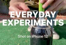 Everyday Experiments, è il nuovo spot di Apple dedicato all'iPhone 12