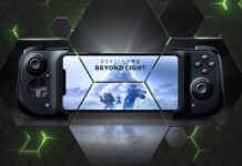 GeForce NOW porta i giochi in streaming su iPhone e iPad