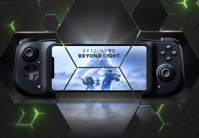GeForce NOW porta i giochi in streaming su iPhone e iPad