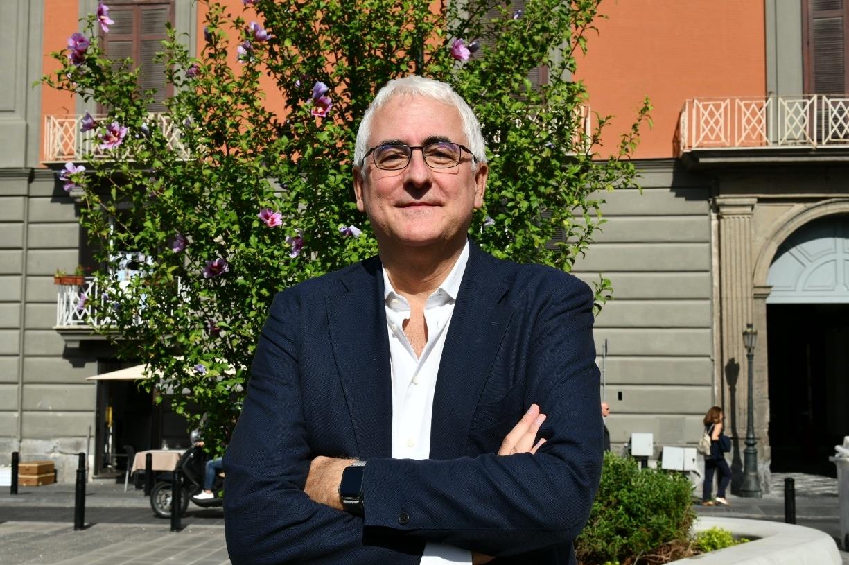 Giancarlo Fimiani imprenditore di R-Store