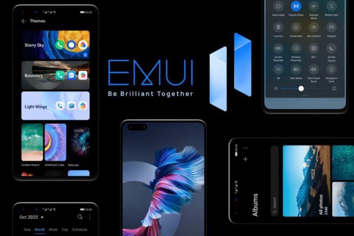 Huawei presenta la EMUI 11, ecco la lista dei dispositivi supportati