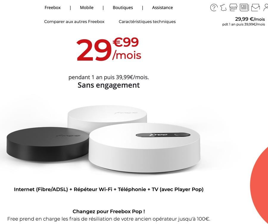 Iliad porterà in Italia Freebox POP per internet fisso per casa