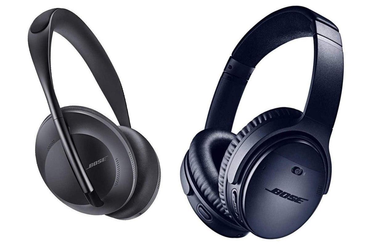Black Friday nel silenzio: sconto sulle cuffie top Bose QC35 II e le NC 700