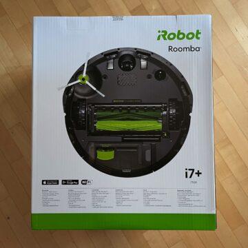 Recensione Robot aspirapolvere Roomba i7+ un anno dopo: un iRobot al vostro servizio