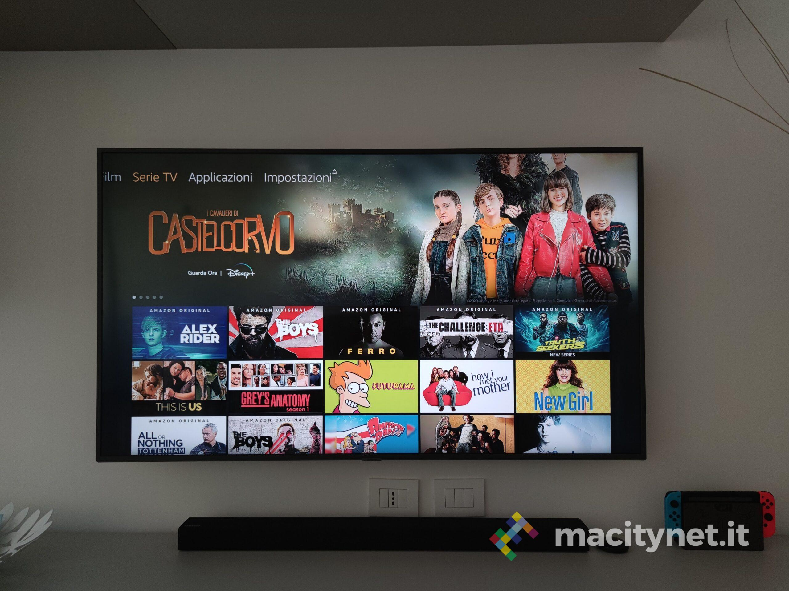 In prova Fire TV Stick Lite, la migliore scelta low cost per lo streaming a 360 gradi