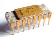 Il microprocessore Intel 4004 ha 49 anni