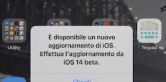 iOS 14.2 corregge il fastidioso bug dell'avviso di aggiornamento