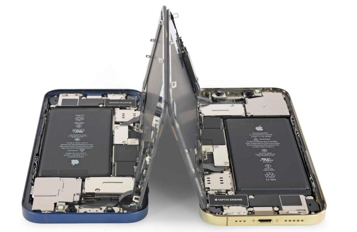 iphone 13 batterie - Kuo prevede iPhone 13 con batterie più compatte