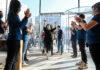 Apple celebra l'arrivo di iPhone 12 mini e iPhone 12 Pro Max