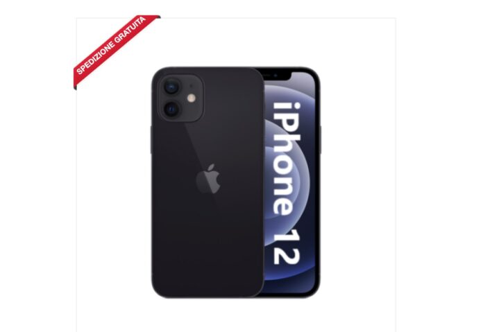 iPhone 12 scontato di 70 euro su eBay