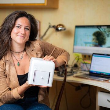 Premio James Dyson 2020 a un dispositivo domestico per lo screening del tumore al seno