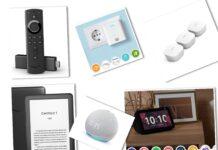 Verso il Cybermonday: la top sei degli sconti Fire TV, Kindle e Alexa