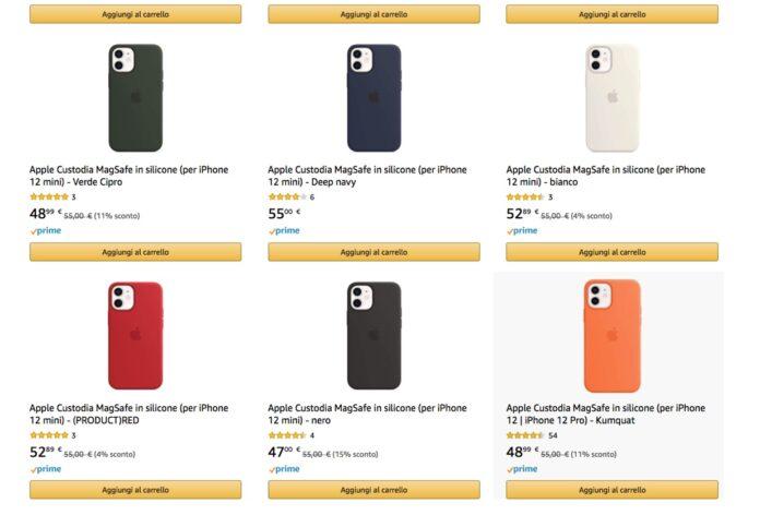 Black Friday: custodie per iPhone originali Apple da solo 9,99 euro