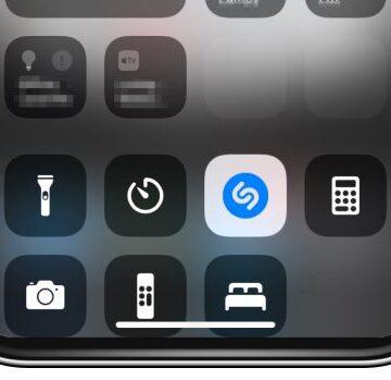 Come sfruttare Shazam con iOS 14.2