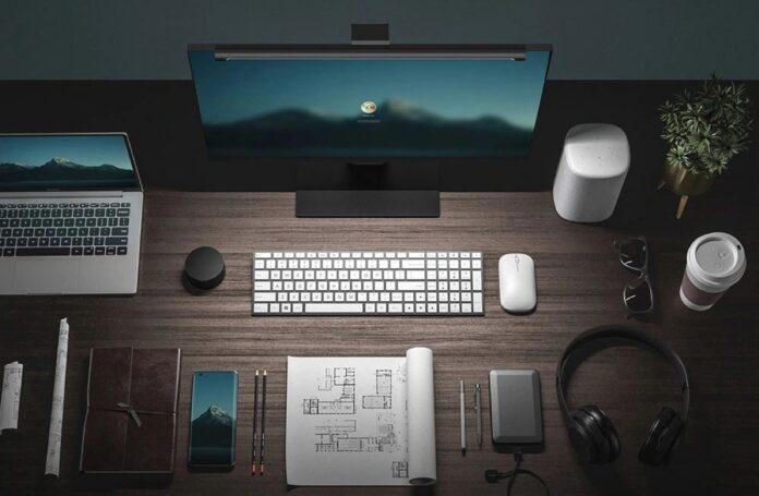 Luce Xiaomi Mijia MJGJD01YL per Notebook, PC e Mac: prendetevi cura dei vostri occhi a 45,57 euro