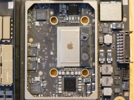 Mac Mini e MacBook Air con CPU M1 smontati
