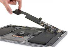 Smontaggio MacBook Air e MacBook Pro 13″ con SoC M1 rivela similitudini con i modelli con CPU Intel