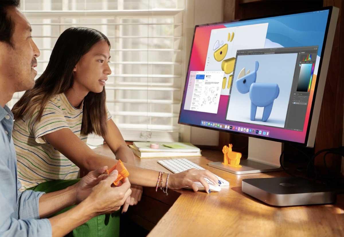 MacBook Air, MacBook Pro e Mac mini con chip M1 supportano il Pro Display XDR con risoluzione 6K