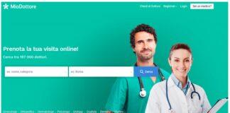 MioDottore, la salute passa dal Web per 3,5 milioni di italiani