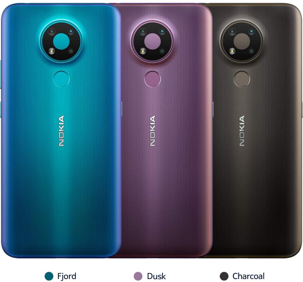 Nokia 3.4 migliora design, prestazioni e prezzo