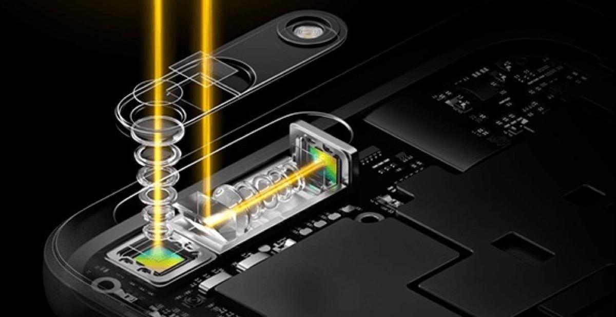 iphone lente periscopica