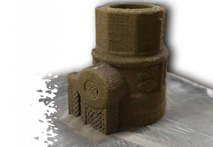 3D4BRASS: la prima stampante 3D per ottone al mondo è Made in Italy
