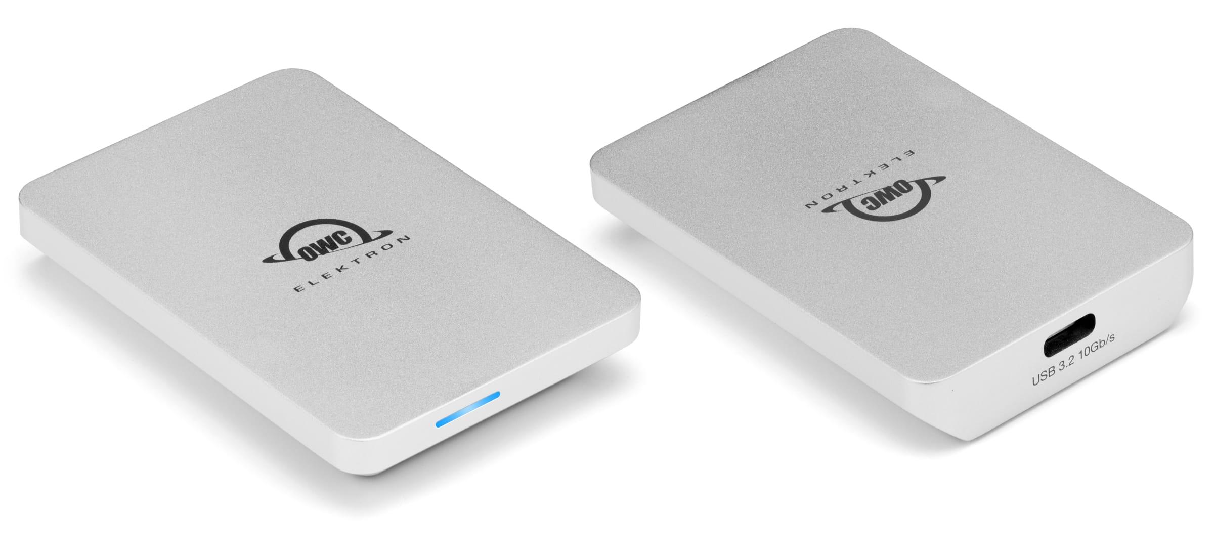 Envoy Pro Elektron è una nuova unità SSD esterna di OWC