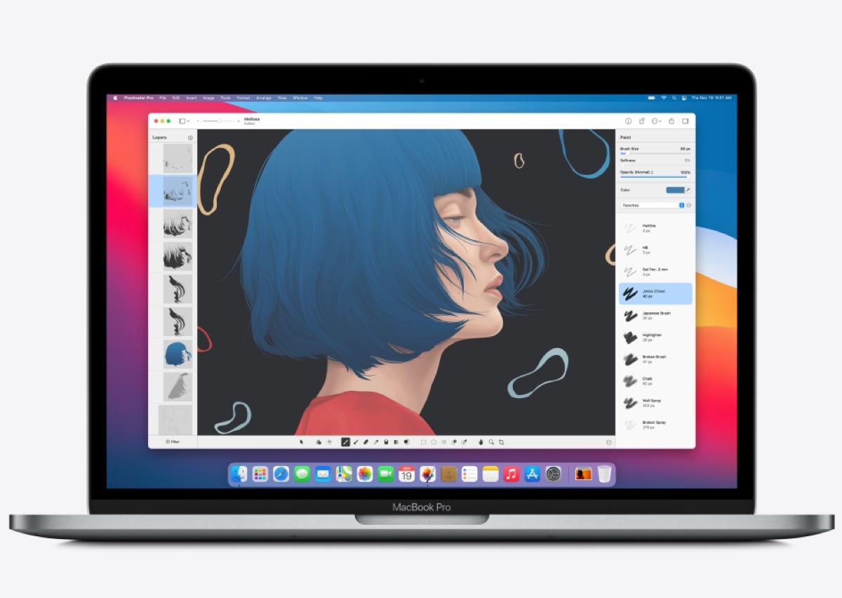Pixelmator Pro 2.0 per macOS Big Sur con supporto nativo per i Mac ARM