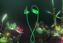 Apple presenta PowerBeats Ambush che brillano al buio
