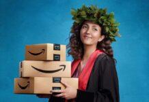 Settimana Black Friday Amazon: 5 euro in regalo per chi si iscrive a Prime Student
