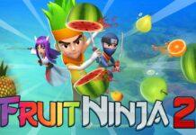 Fruit Ninja 2 disponibile su App Store dieci anni dopo il primo capolavoro