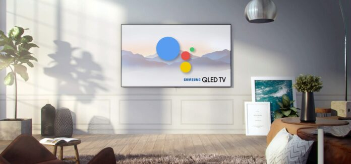 L'Assistente Google arriverà sui TV Samsung in 12 paesi entro la fine dell'anno