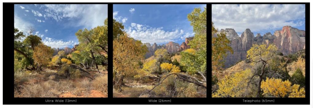 Fotocamera iPhone 12 Pro Max: il fotografo Austin Mann spiega le migliorie rispetto al 12 Pro