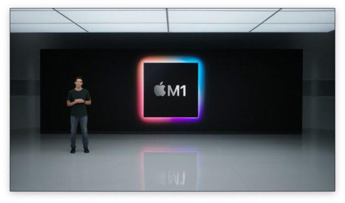 M1 è il primo processore Apple per Mac