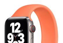 Apple vende nuovi cinturini Solo Loop e Sport nei colori Kumquat, Northern Blue e Plum