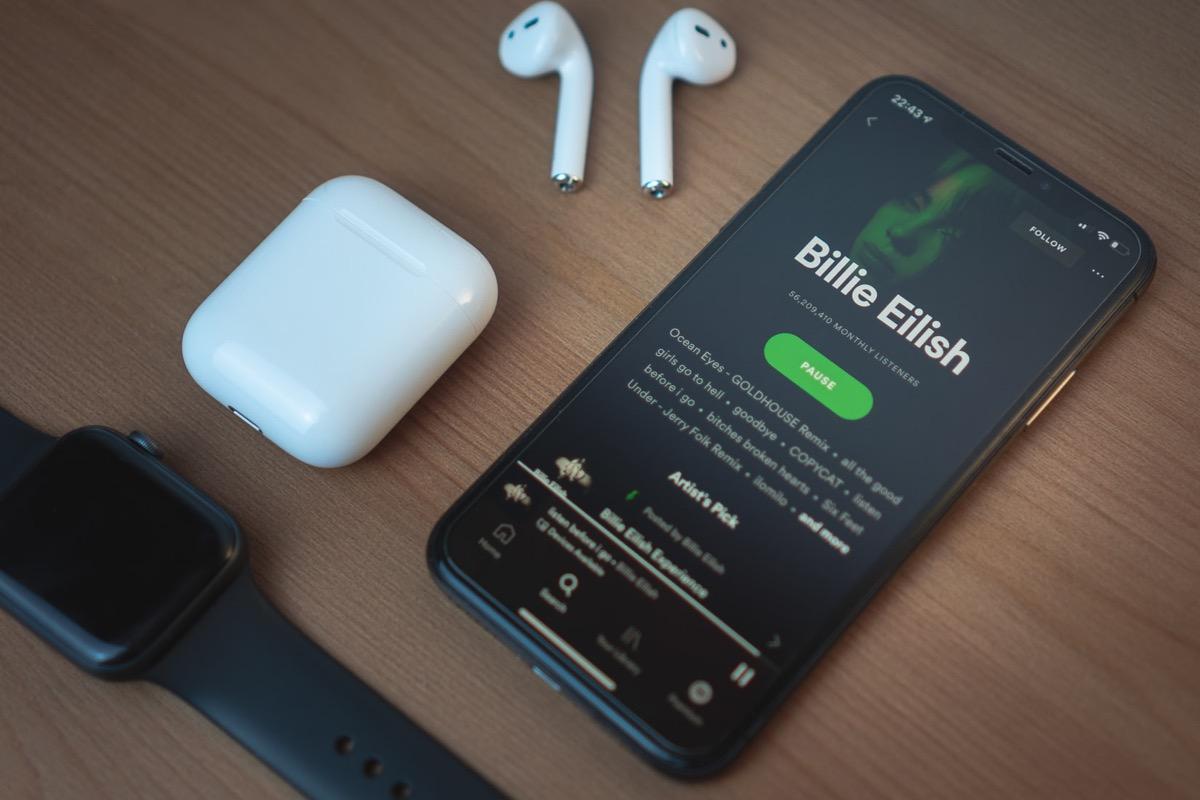 monopolio app store spotify