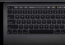 Una piccola novità sulle tastiere dei nuovi MacBook Air e MacBook Pro 13″