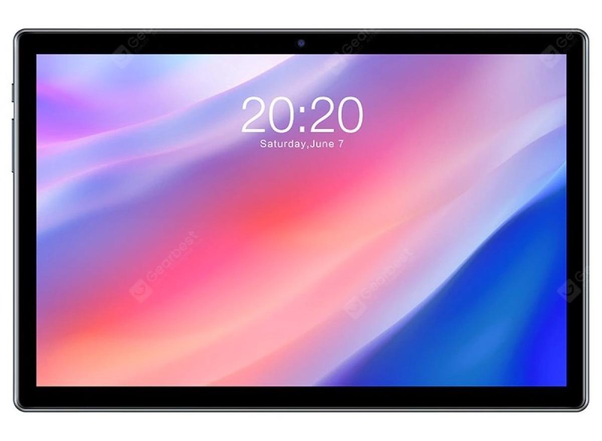 Solo 100 € il tablet TECLAST P20HD: schermo da 10 pollici, connessione 4G in offerta lampo