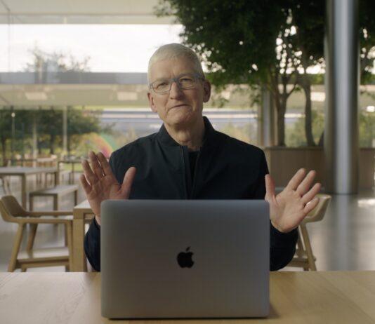 Apple, il colore dei chip