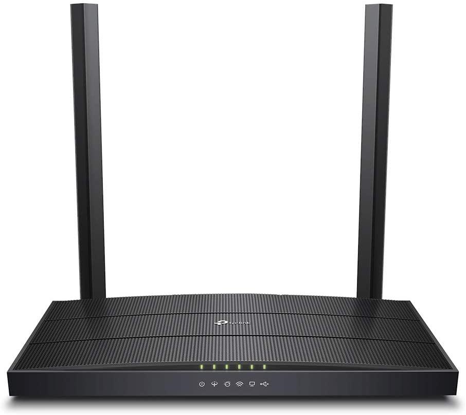 Il router TP-Link Archer VR400 V3 non è solo potente ma anche elegante