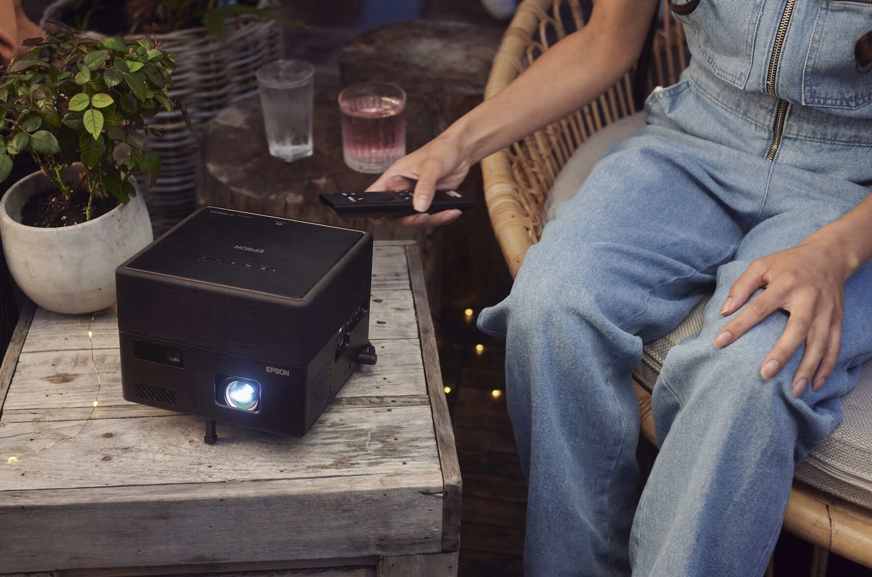 Epson annuncia nuovi videoproiettori laser per la casa