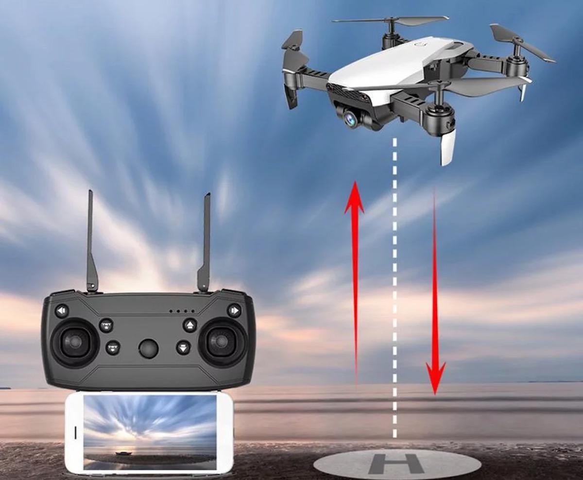 X12s è il drone pieghevole ed economico …