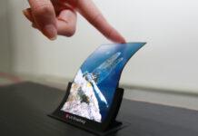 LG lancerà due smartphone arrotolatili nel 2021